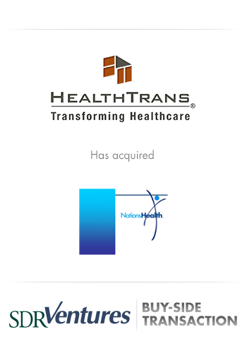 HealthTrans - NationsHealth - Buy-Side Transaction
