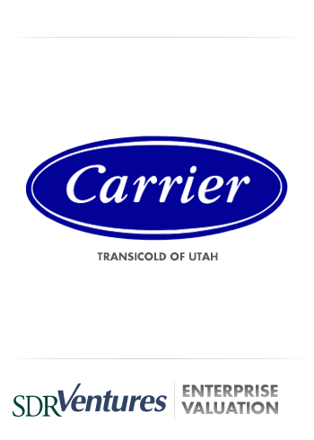 Carrier - Enterprise Valuation