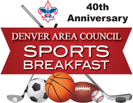 40th Anniversary Boy Scouts Sports Breakfast - 2016