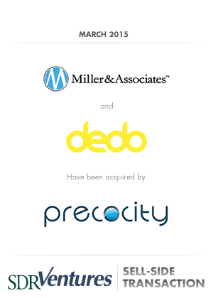 Miller & Associates and Dedo Interactive - Technology Investment Bank
