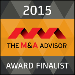 The M&A Advisor - Award Finalist