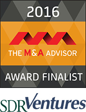 2016 M&A Advisor Awards Finalist