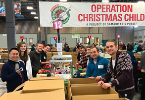 Operation Christmas Child 2016