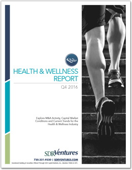 Q4 2016 Health & Wellness Report