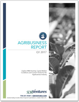 Q1 2017 Agribusiness Report