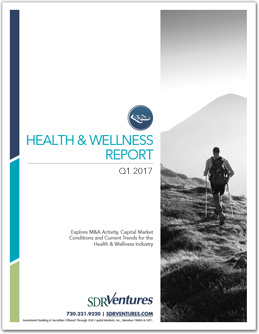 Q1 2017 Health & Wellness Report