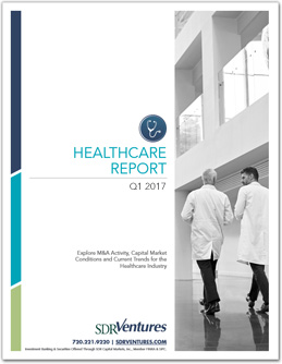 Q1 2017 Healthcare Report