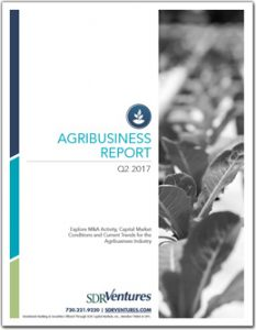 Q2 2017 Agribusiness Report