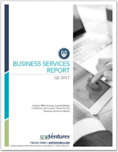 Q2 2017 Business Services Report