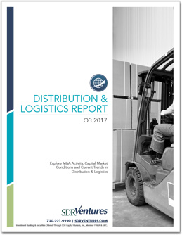Distribution & Logistics Report - Q3 2017