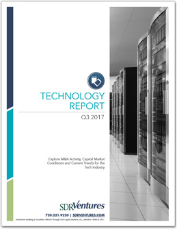 Technology Report - Q3 2017