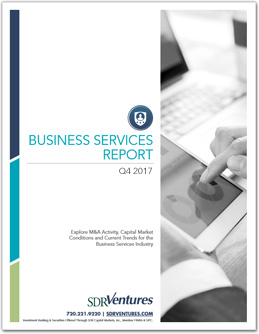 Q4 2017 Business Services Report