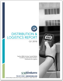 Distribution & Logistics Report - Q1 2018