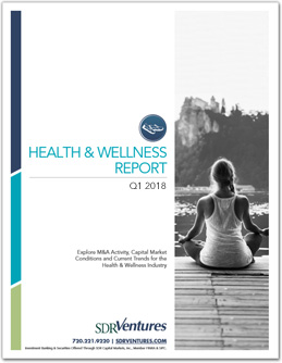 Health & Wellness Report - Q1 2018