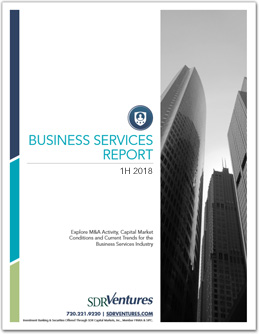 Business Services Report - 1H 2018