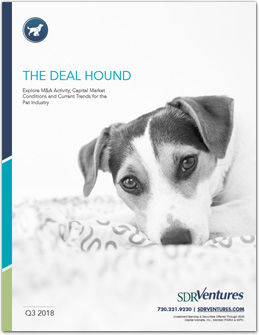 The Deal Hound Pet Report - Q3 2018