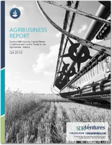 Agribusiness Report - Q4 2018