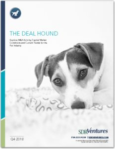 The Deal Hound Pet Report - Q4 2018