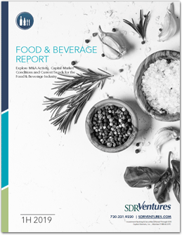 Food & Beverage Reports | SDR Ventures | Middle Market