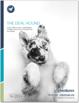 The Deal Hound Pet Report - 1H 2019