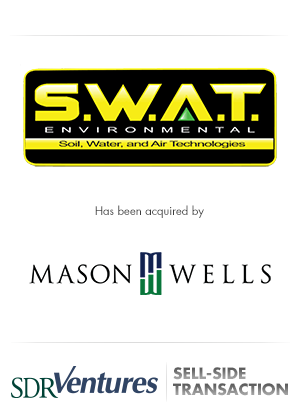 SWAT Group - Sell-Side Transaction