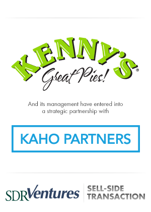 Kenny's Great Pies - Sell-Side