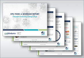 CPG Food & Beverage Report