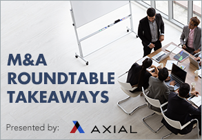 Axial Roundtable Blog