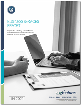 Business Services Report 1H 2021